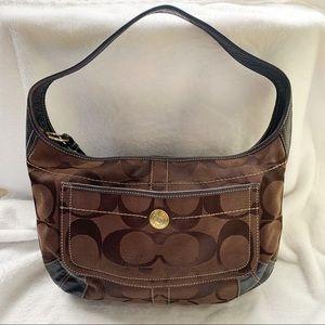 COACH Medium Brown shoulder Bag